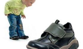 Как правильно подобрать ребёнку обувь