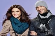 Шарфы модные в этом холодном сезоне