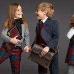 Детская одежда. Выбор одежды для школьника