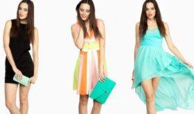 Платья: мода и тенденции