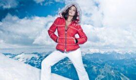 Теперь горнолыжные костюмы придутся по вкусу любой моднице