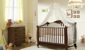 На что ориентироваться при выборе детской кроватки