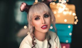 Образ на миллион: четыре варианта макияжа для новогодней ночи