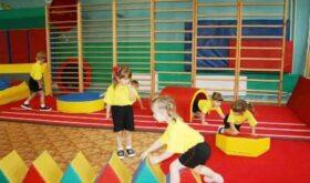 Подвижные игры для детей необходимы! Игры способствуют развитию малыша