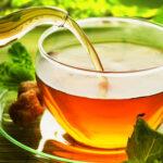 Холодный чай как освежающий напиток