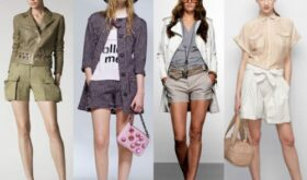 Модные шорты — носим весь год!