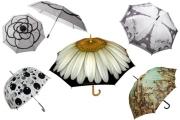 Нестандартные зонты в нашей жизни