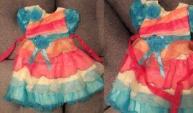 Платья для девочек 1-7 лет