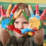 Польза рисования для ребенка