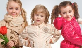 Детская одежда российского производства