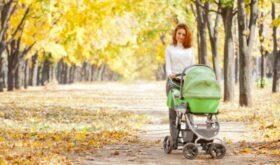 Для молодых мам: некоторые аксессуары для прогулок с малышом