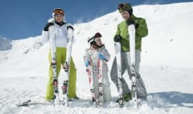 Советы по выбору лыж — выбираем всей семьей!