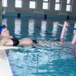 Бассейная гимнастика для будущих мам