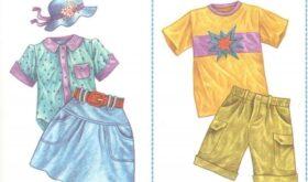 Готовим одежду для детского сада