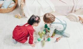 Как научить ребенка играть самостоятельно?