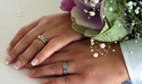 Обручальное кольцо из белого золота: секреты выбора