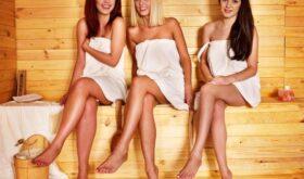 Посещение бани и сауны в женской компании: великолепный отдых для прекрасного пола
