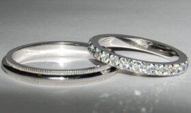 Серебряные кольца: красота и изысканность