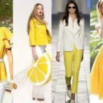 Тенденции моды: сочетание цветов в одежде