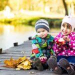Демисезонная одежда для детей: куртки против пальто