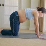 Физическая нагрузка для будущих мам