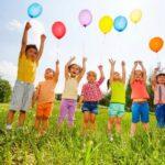 Как отпраздновать День защиты детей?
