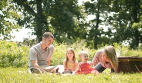 Семейное приключение или как устроить короткий отдых для всех
