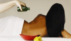 Эффективность масла против растяжек
