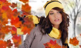 Идеальное время для красоты и здоровья — осень