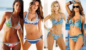 Превеликое разнообразие купальников и купальных костюмов