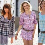 Туника модная деталь гардероба