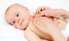 Профилактический массаж для малыша