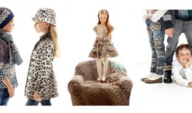 Детская одежда и взрослые тенденции в коллекции Roberto Cavalli 2012