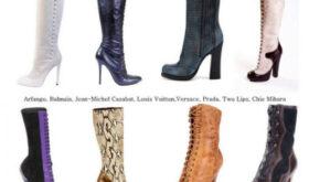 Какой должна быть стильная обувь