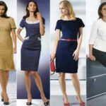Стиль бизнес-леди или золотая середина