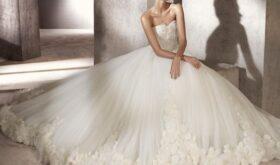 Свадебные платья — новые коллекции лето 2013
