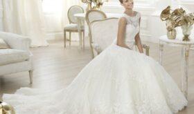 Свадебное платье для настоящей королевы